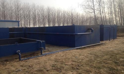 滁州一体化污水泵站