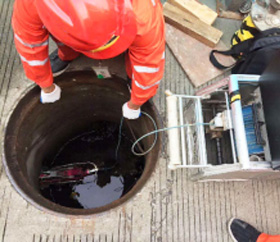 管道清淤检测