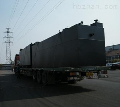 萍乡一体化污水泵站技术
