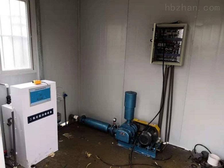 珠海一体化污水泵站好