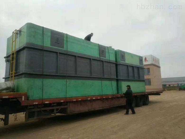 丽江一体化污水泵站技术