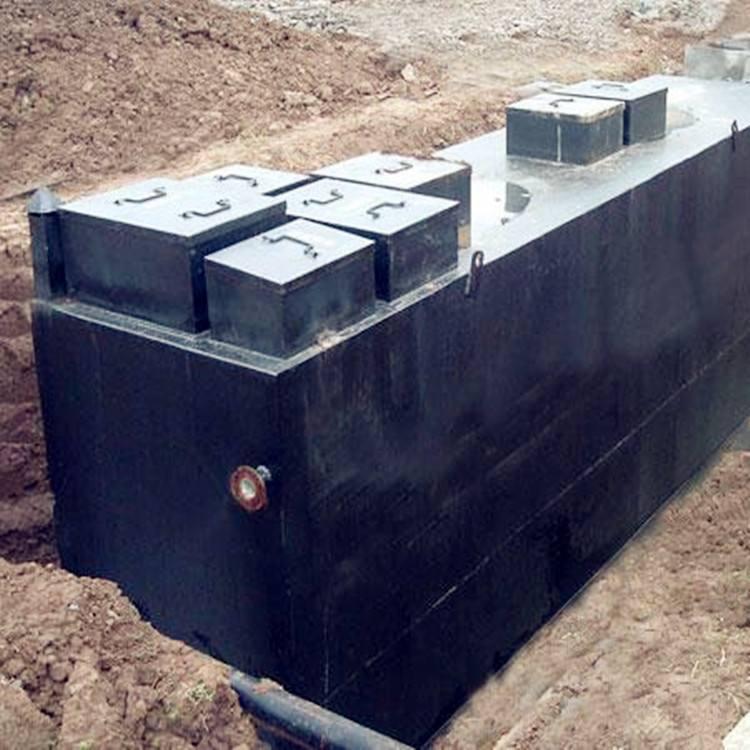 mbr汙水處理一體化設備