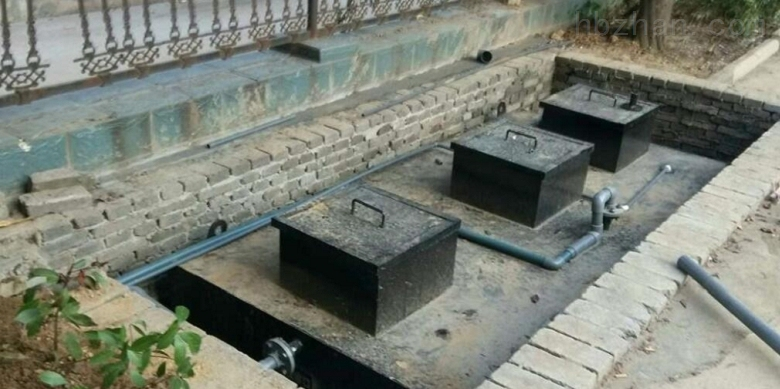 荆州一体化污水泵站