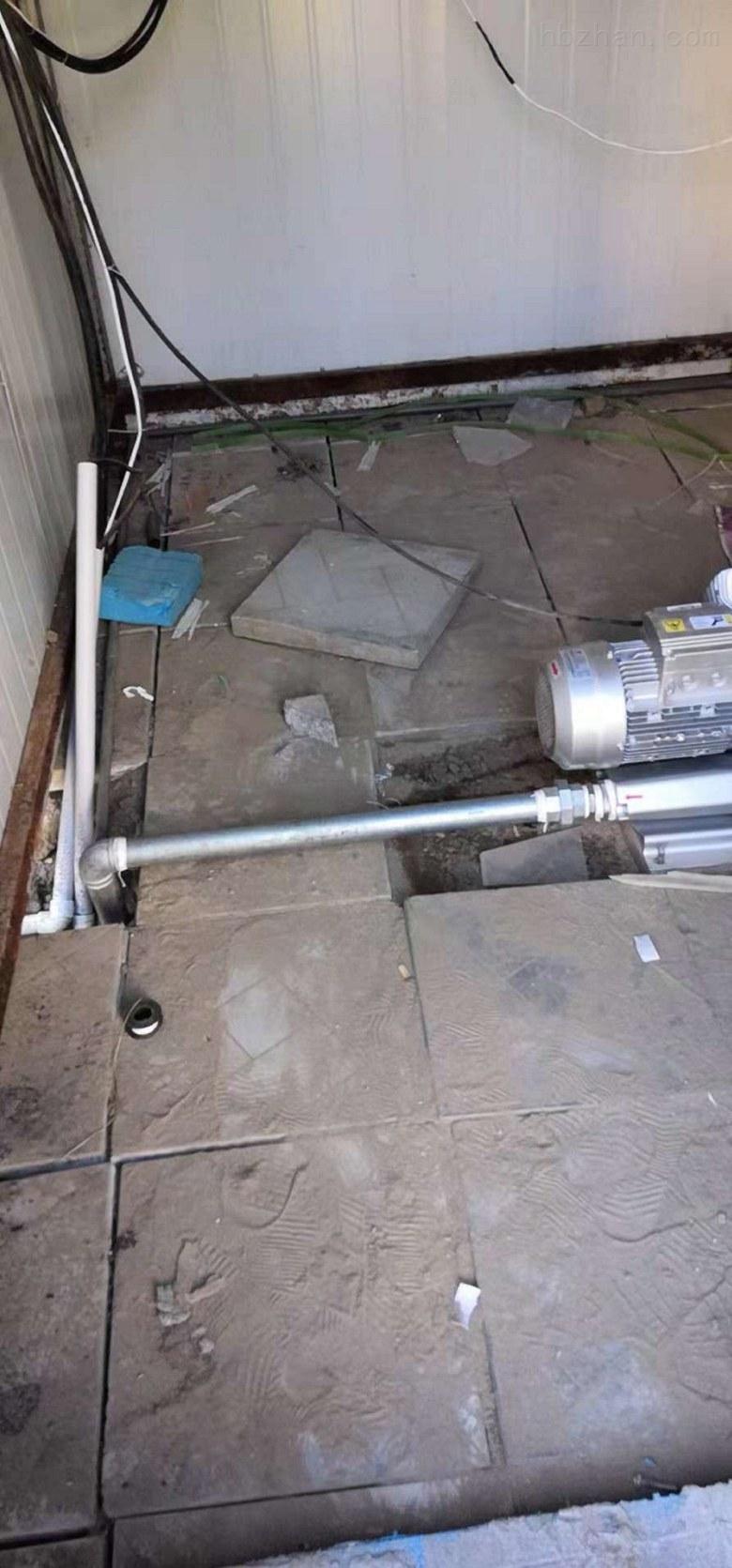 普洱一体化污水泵站技术