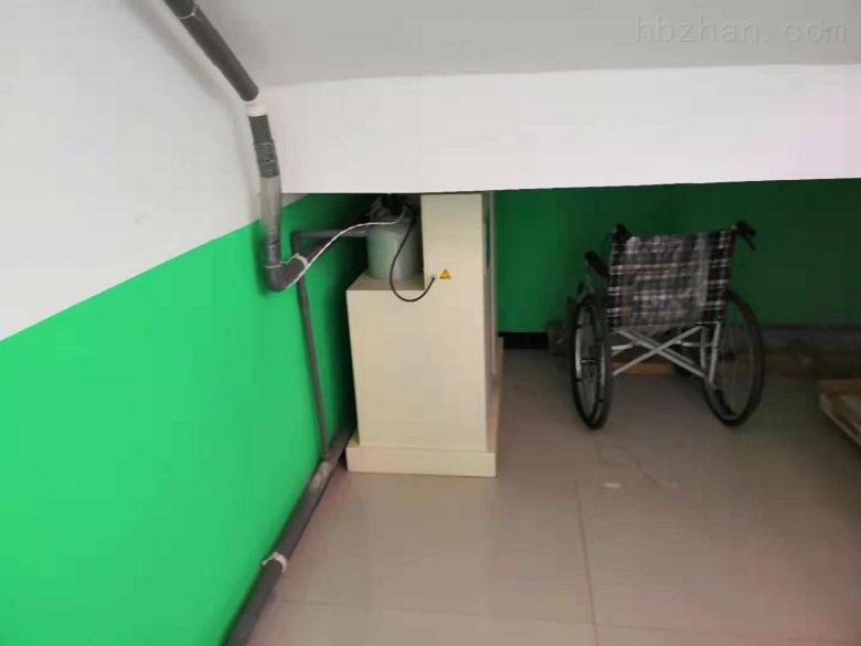 萍乡一体化污水泵站好