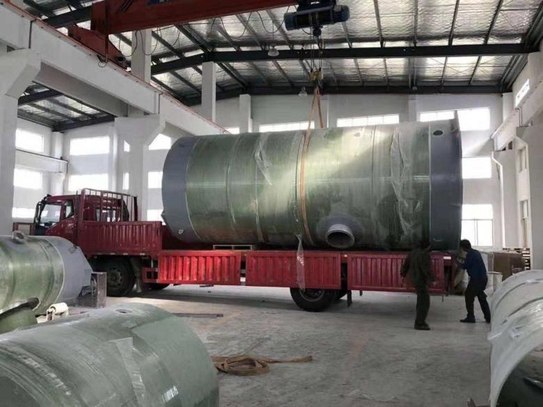 玉树藏族自治州一体化预制泵站好