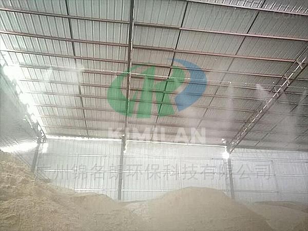 广东省旅游景区人造雾设备