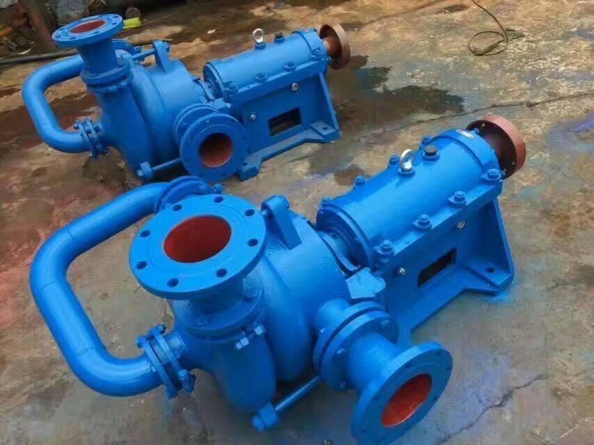 卧式耐磨渣浆泵