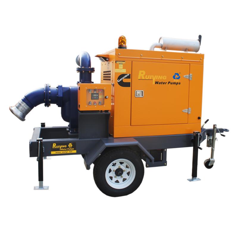 柴油机应急水泵