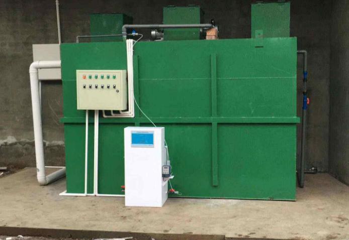 养殖小型污水处理设备在使用过程中的优点