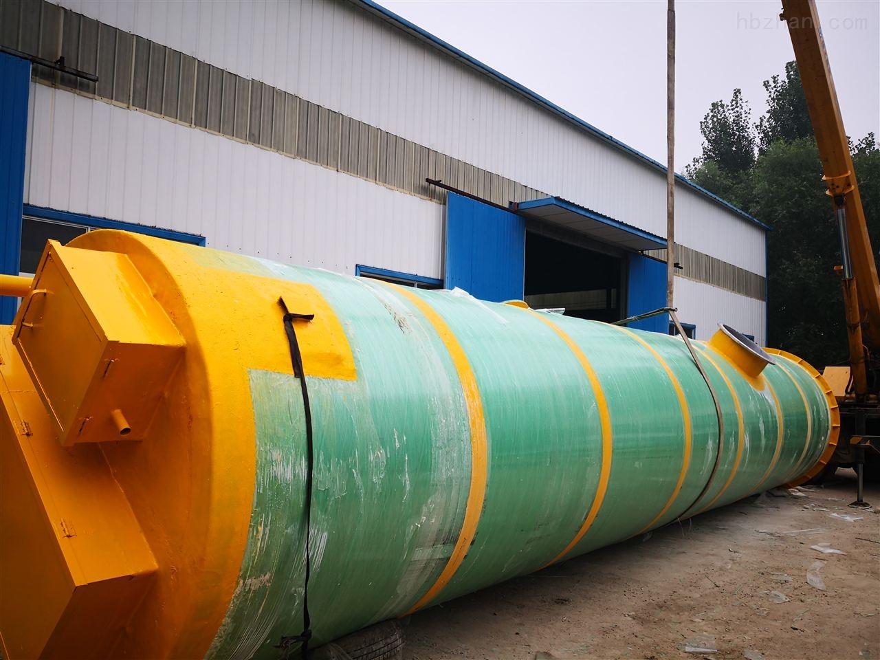 衡水市乡镇一体化提升泵站源头厂家