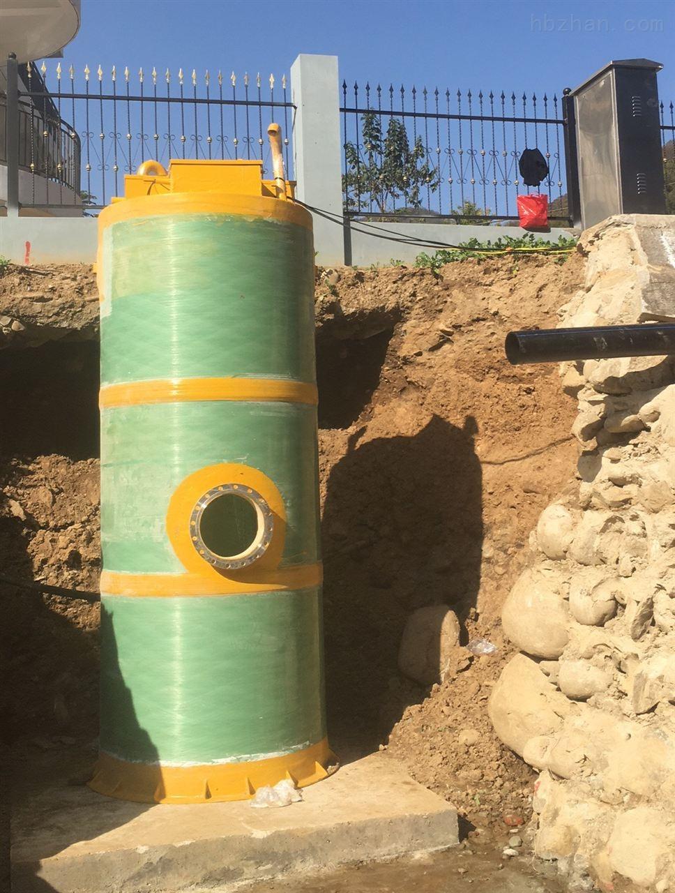 珠海市政管网一体化提升泵站|客户至上