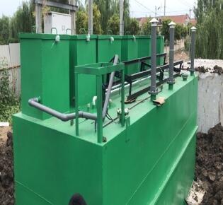服务区污水处理设备