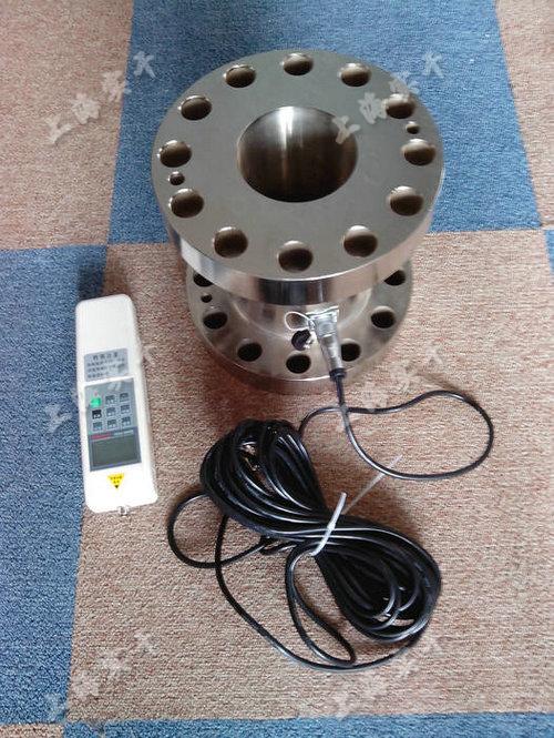 法兰电子数显测力仪图片
