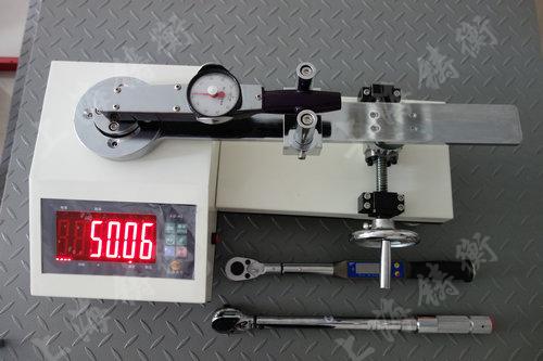 双量程扭矩扳手检定仪-双量程扭力扳手检定仪