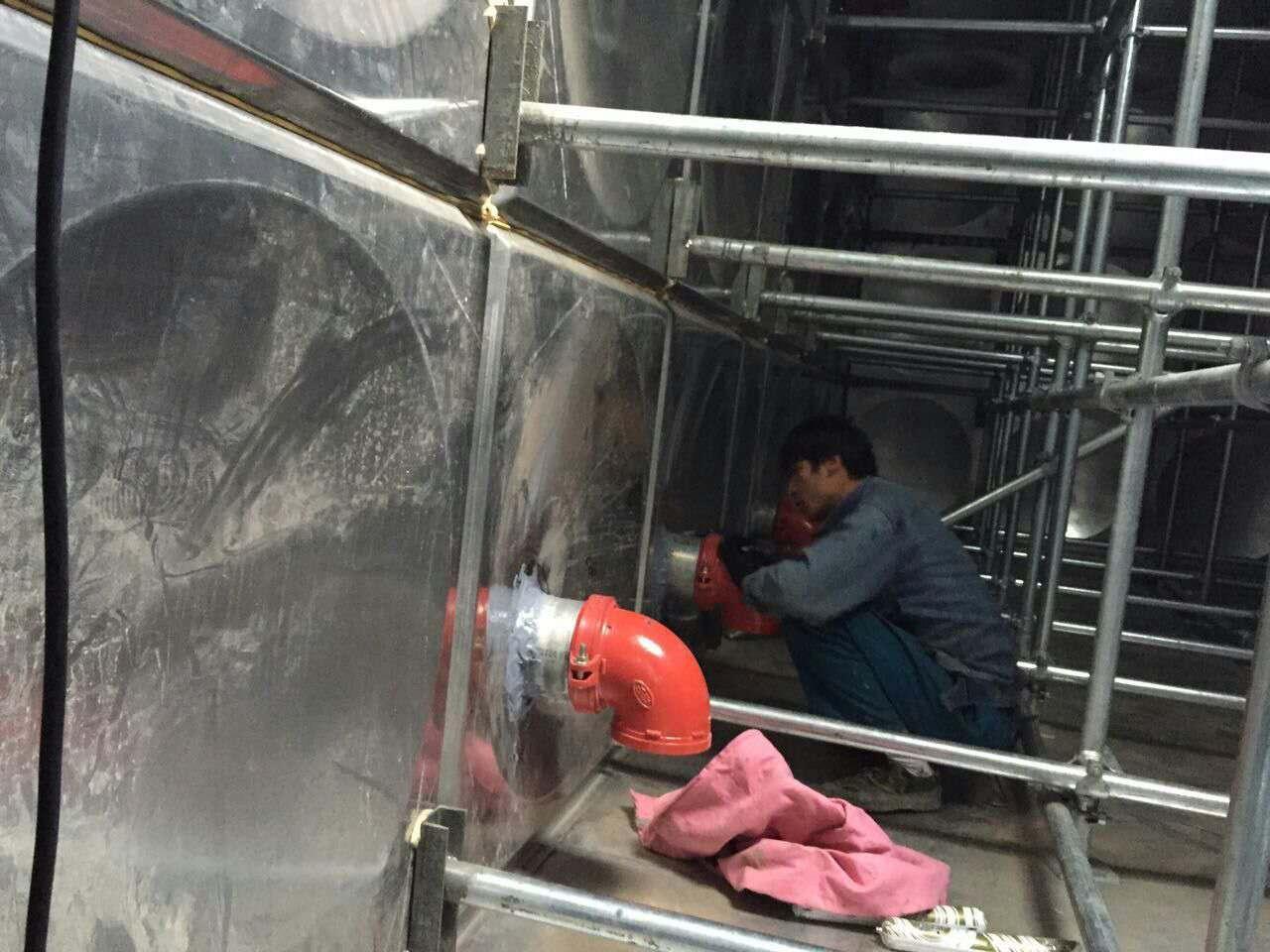 宁夏地埋式箱泵一体户是消防设备国内排名