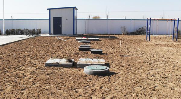 医疗污水处理设施达标