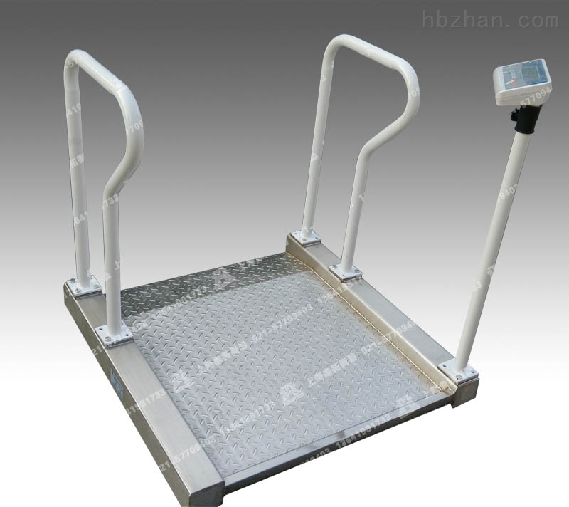 轮椅秤医院轮椅秤连电脑不锈钢轮椅秤