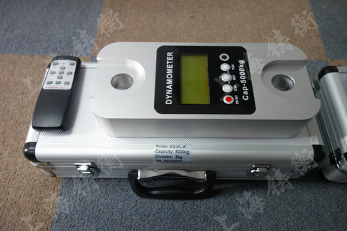 无线标准拉力测力仪