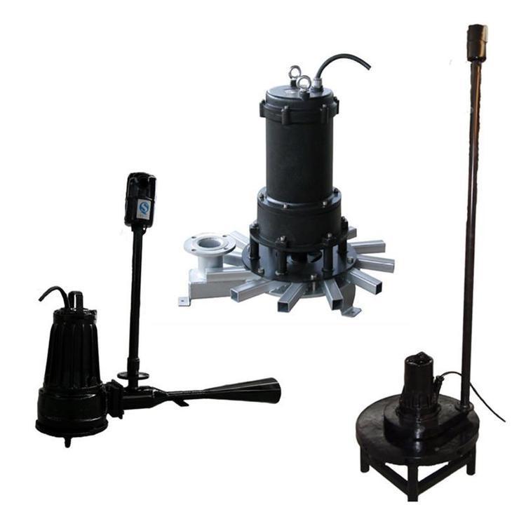 JA潛水曝氣機