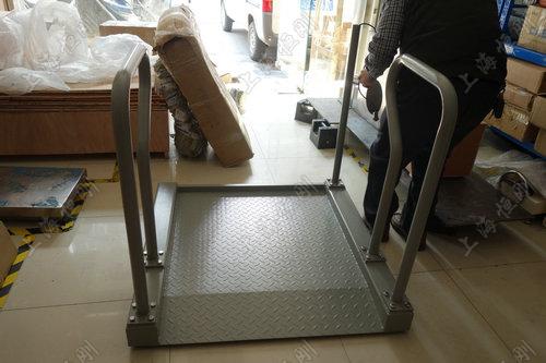 轮椅担架秤