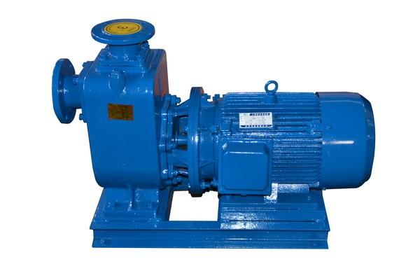 直联式强力自吸污水泵