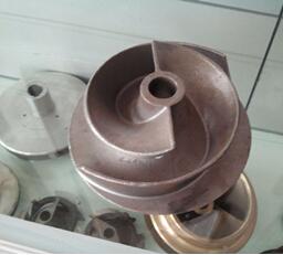 切割污水自吸泵叶轮
