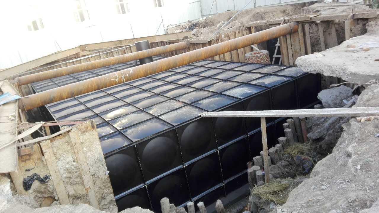 海安抗浮地埋式箱泵一体化XBZ-600-0.6/40-0.60/45-II