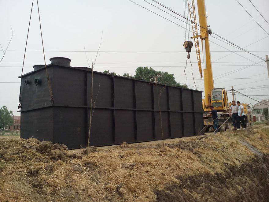 生活污水处理设备0