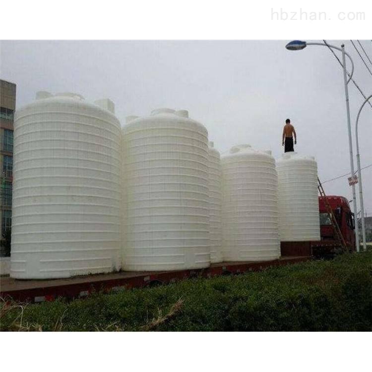 40000升塑料水塔 盐酸储罐