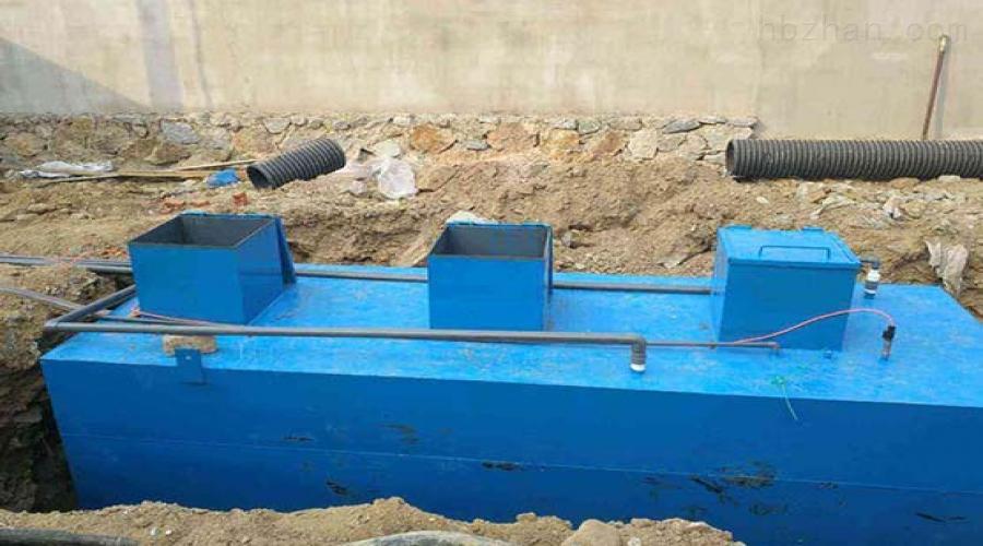 徐州生活污水处理设备