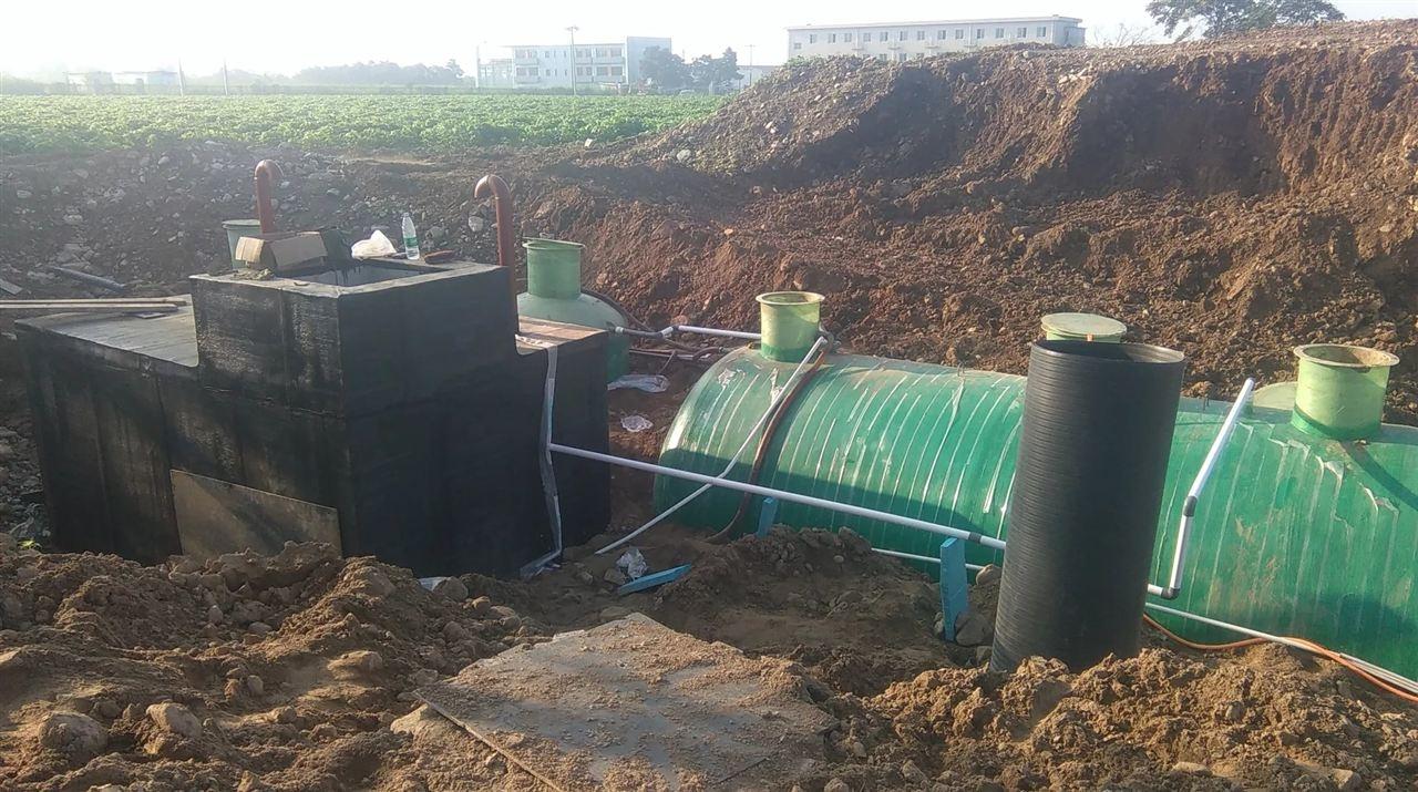 徐州农村污水处理设备