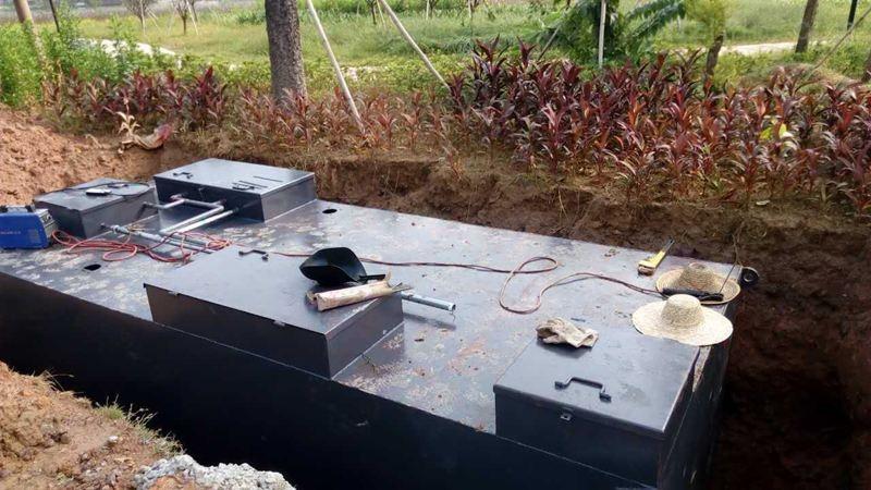 宿迁农村污水处理设备