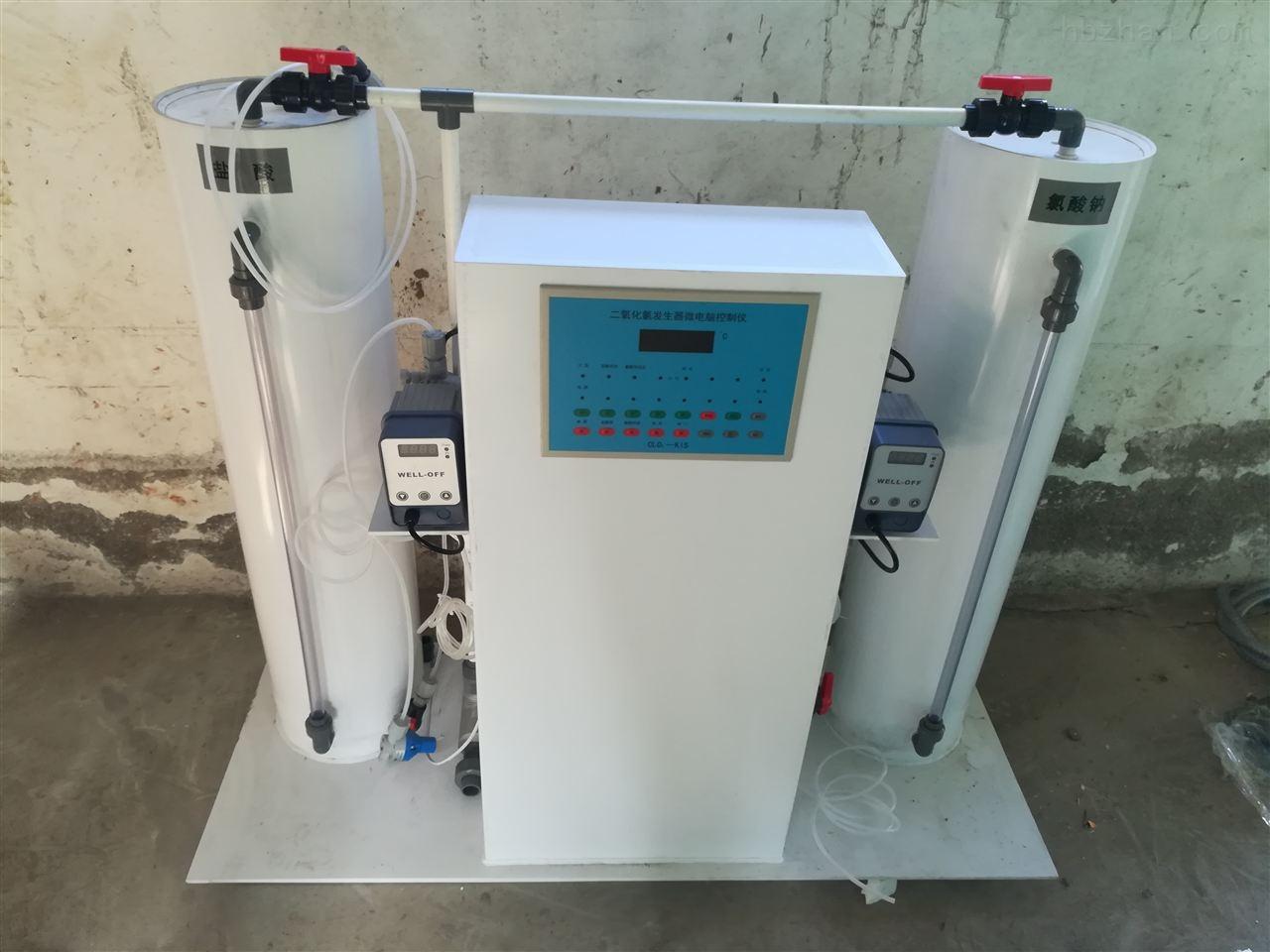 湖南怀化医疗污水设备怎么处理达标