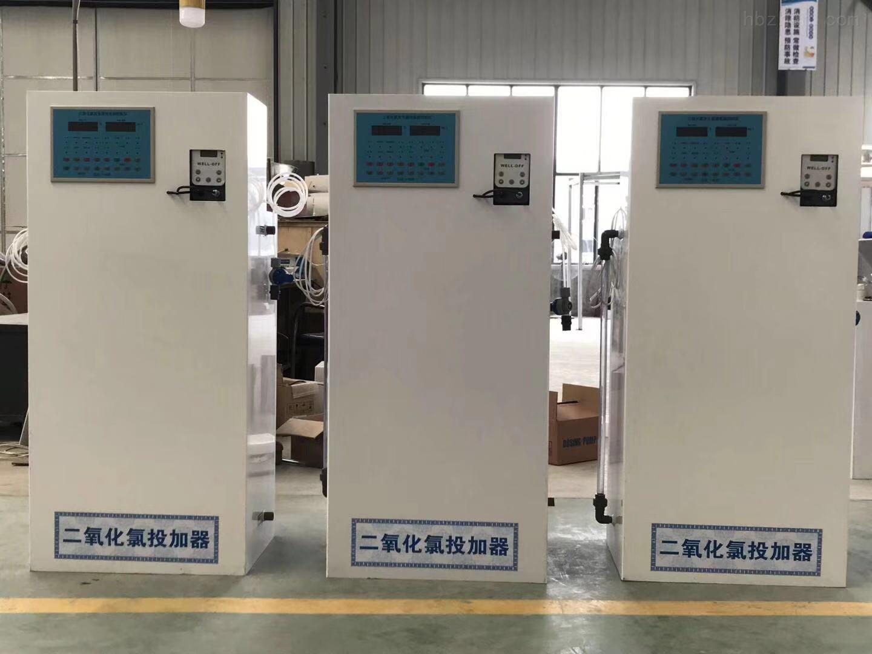 湖南岳阳医院污水处理设备