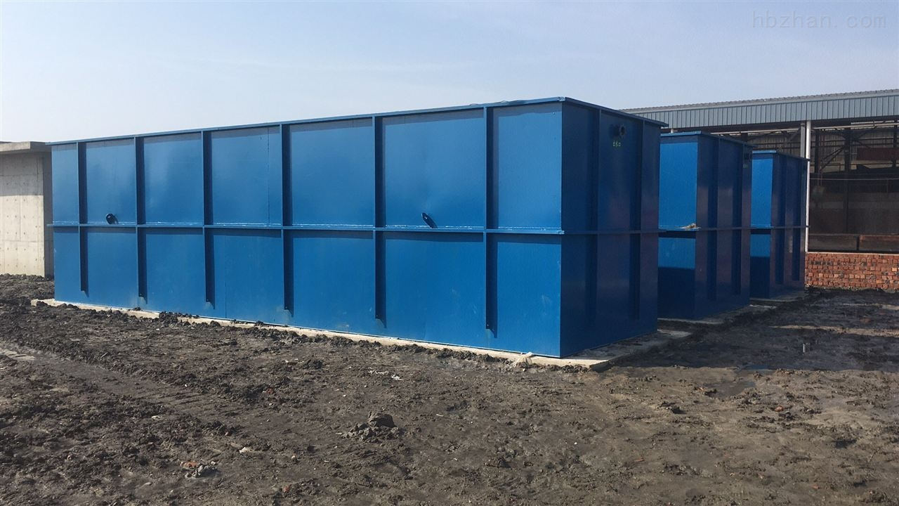 湖南怀化医院污水处理设备
