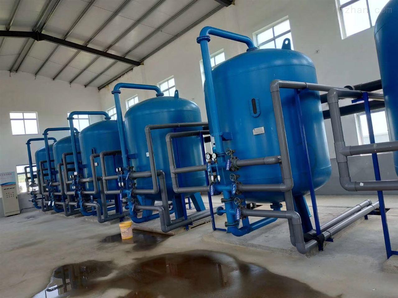 秦皇岛高速服务区污水处理设备处理达标