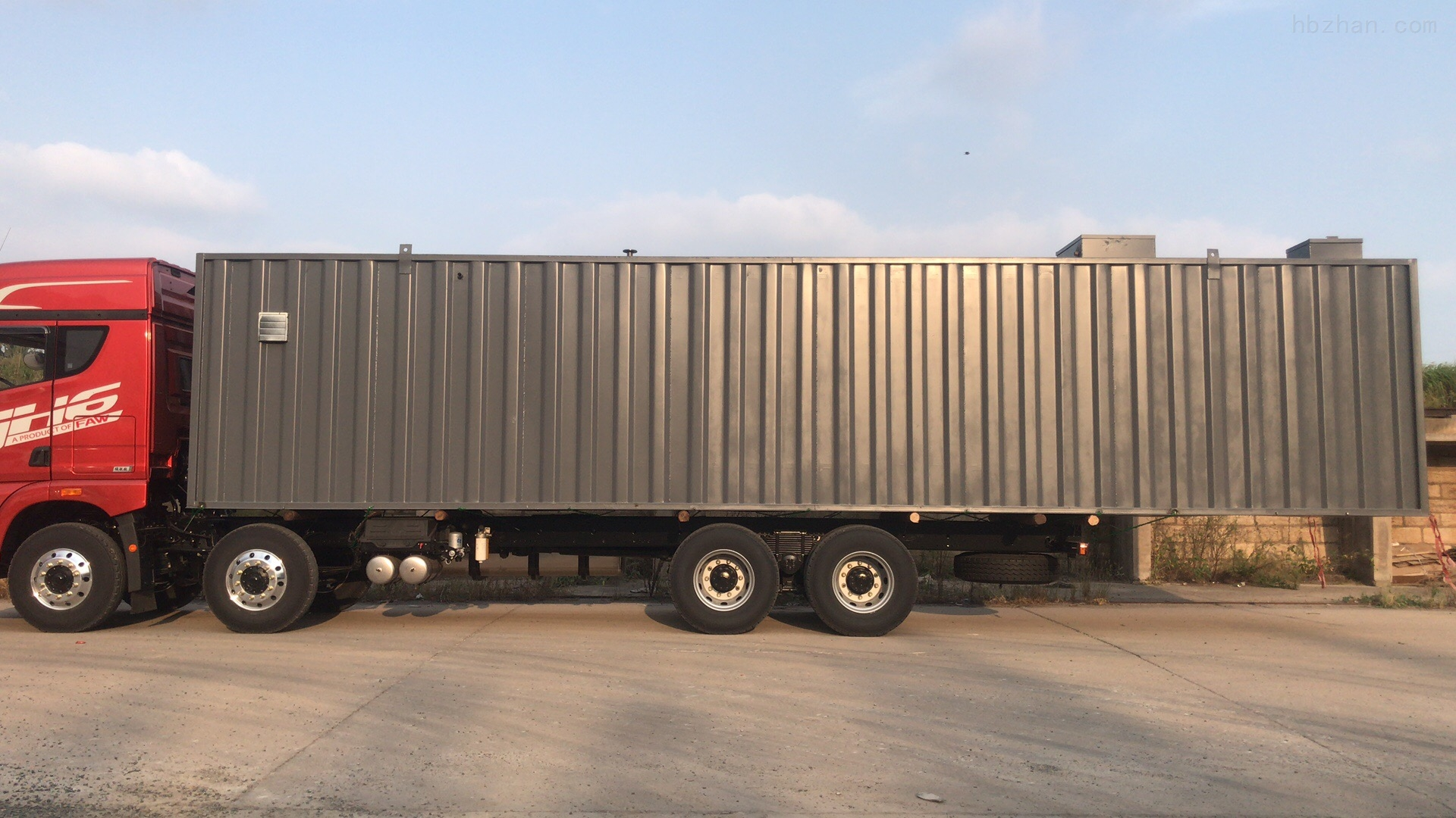浙江集装箱式处理设备处理设备厂家