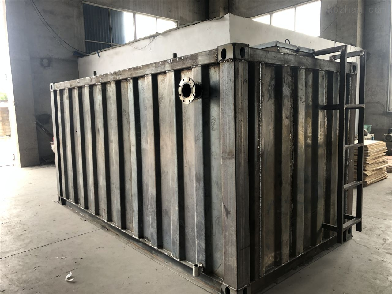 江苏集装箱生活污水设备