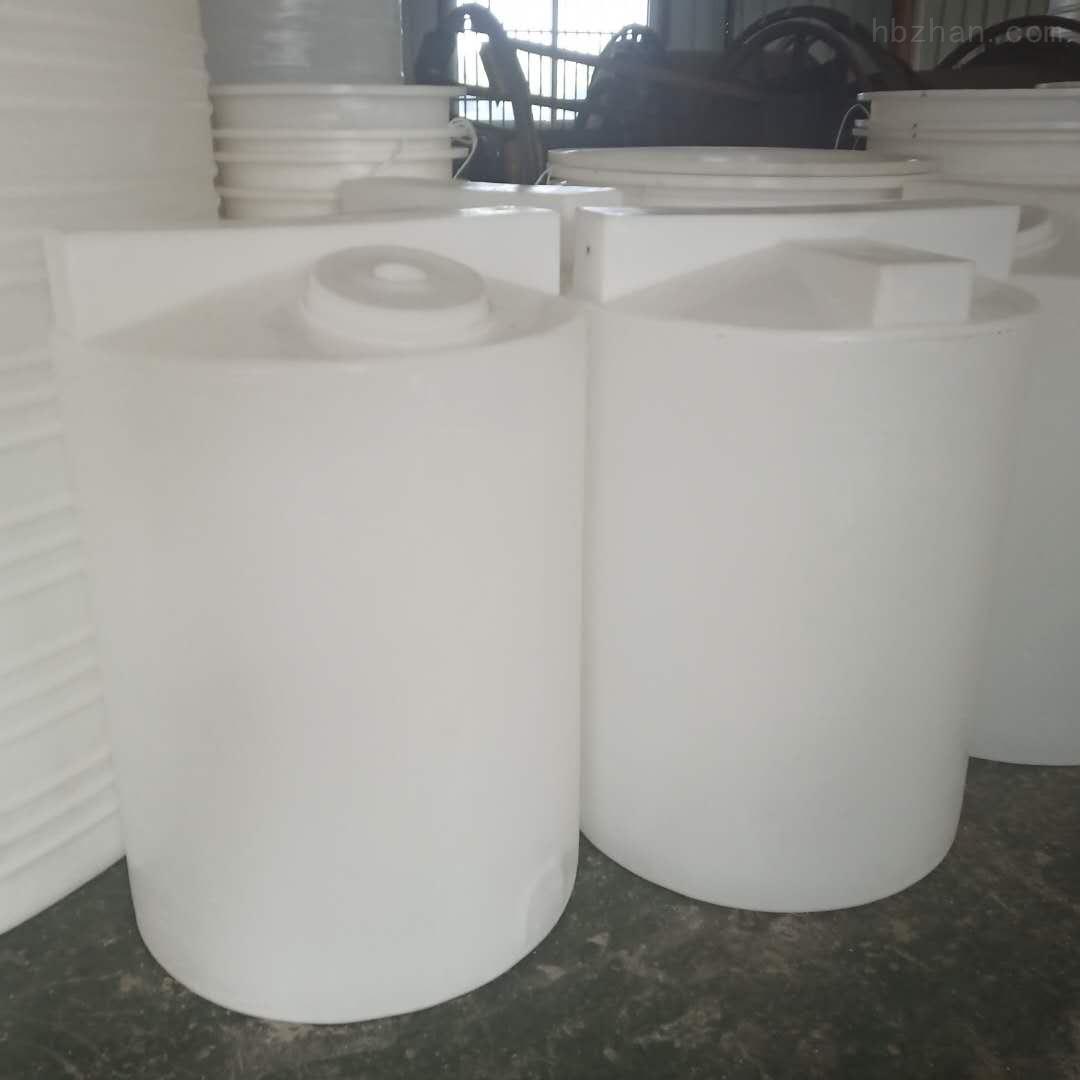 谦源1立方塑料加药桶 化工溶药装置