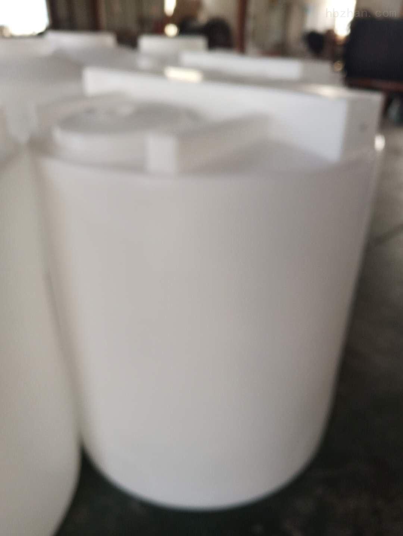 谦源锥底加药箱 大型塑料搅拌罐