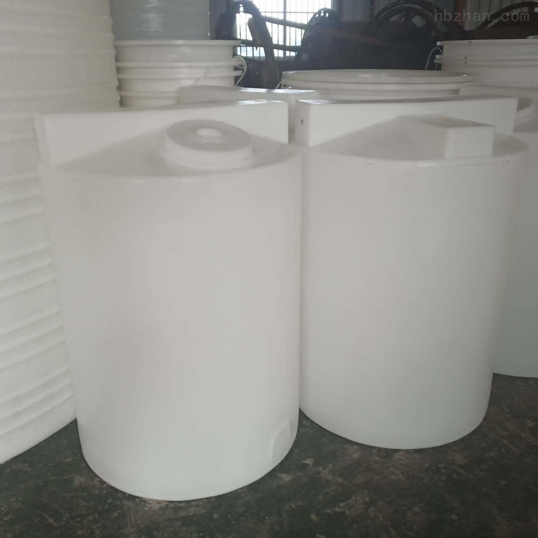 谦源1立方搅拌加药箱 大型塑料搅拌罐