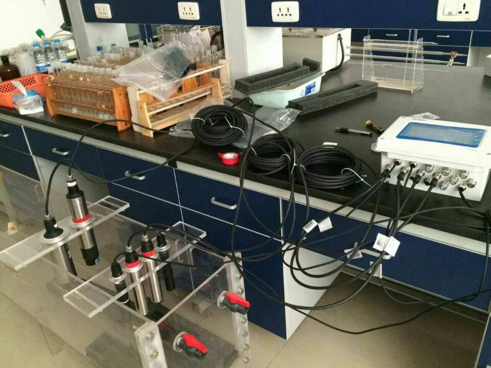 厦门精川水厂专用多参数水质分析仪