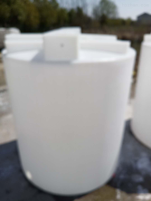 谦源锥底加药箱 氢氧化钠搅拌罐