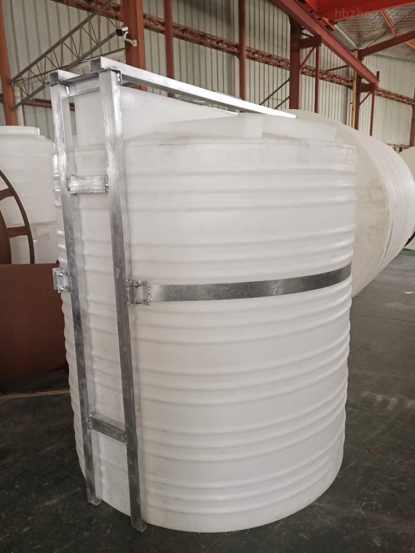 白银4立方塑料加药桶 外加剂溶药箱