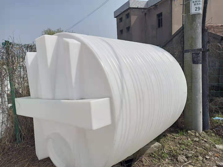 謙源6立方塑料加藥罐/6000升加藥攪拌罐