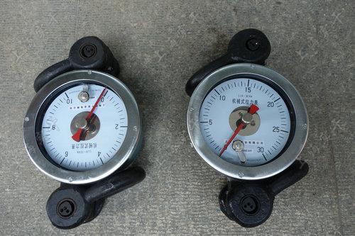 机械式拉力计SGJX-5/0-50KN机械式拉力计