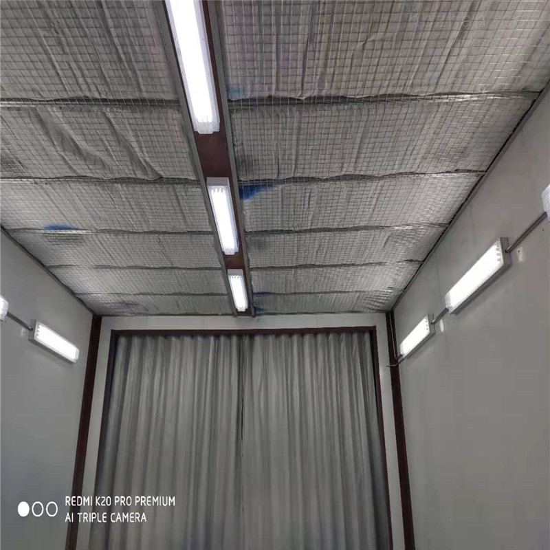 芜湖地吸式烤漆房设备生产厂家