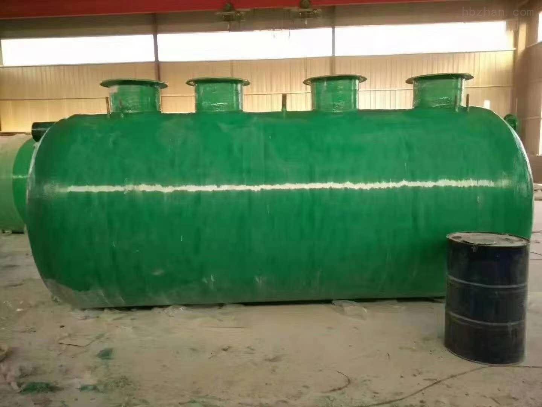 温州地埋式污水处理一体化厂家价格