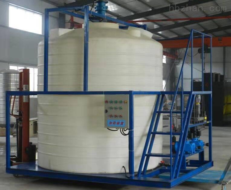 <strong>上海5吨搅拌加药箱</strong> 工业循环水处理药剂储